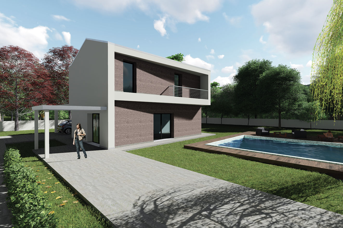 Your home ns02 for Piani casa ultra contemporanei